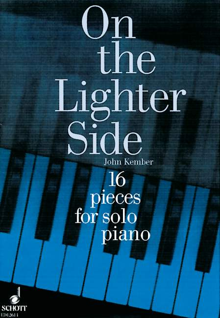 John piano 9790220118951 16 pieces for solo piano 16 Pieces Kember